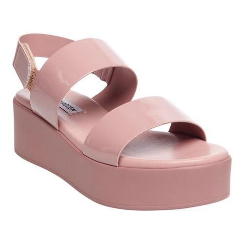 733210e0d15 Steve Madden Women's Rachel Platform Sandal, Size: 7, Dark Blush ...
