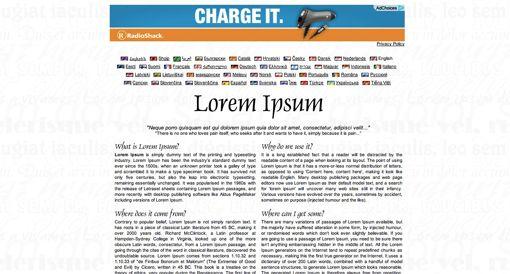 30 Useful and Hilarious Lorem Ipsum Generators