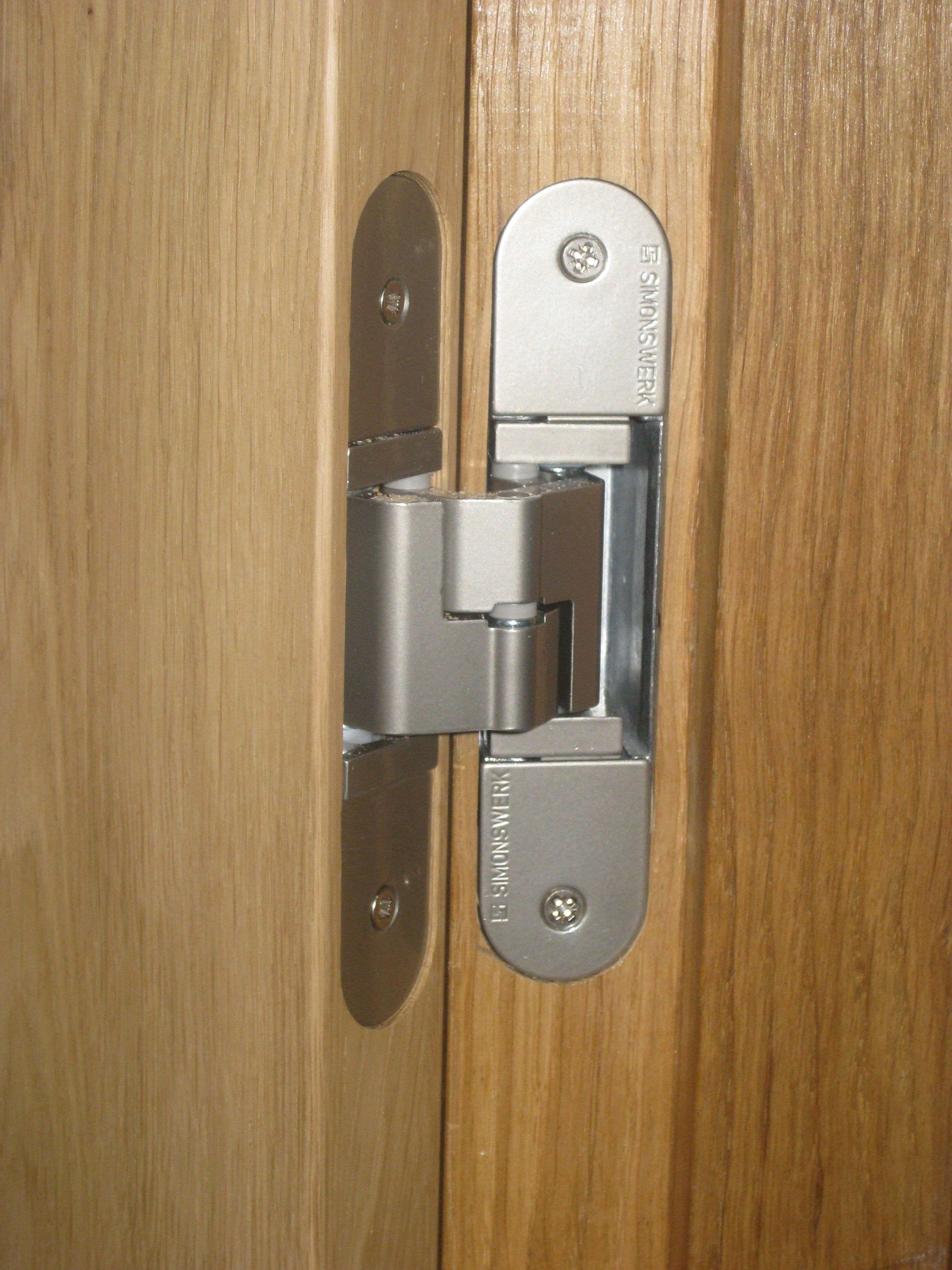 Hidden Door Hinges Hardware
