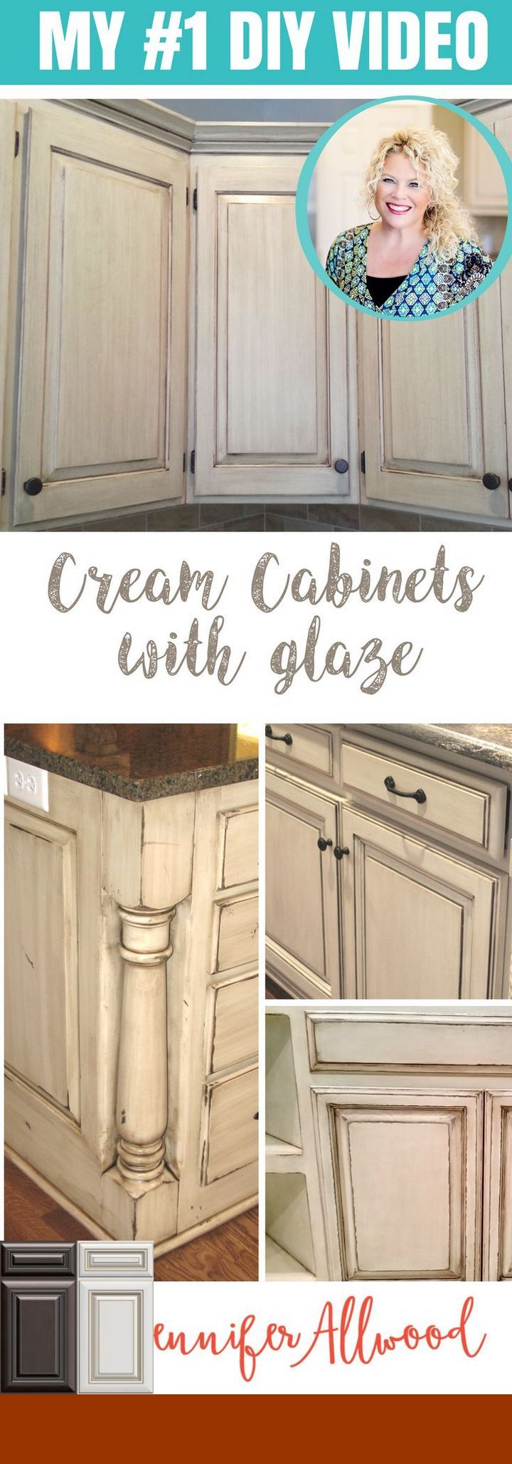 Kitchen Cabinet Organization Ideas Youtube Binets Kitchencabinets Chic Kitchen Shabby Chic Kitchen Painting Cabinets