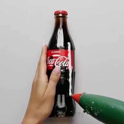Ide Kreatif Dari Coca Cola