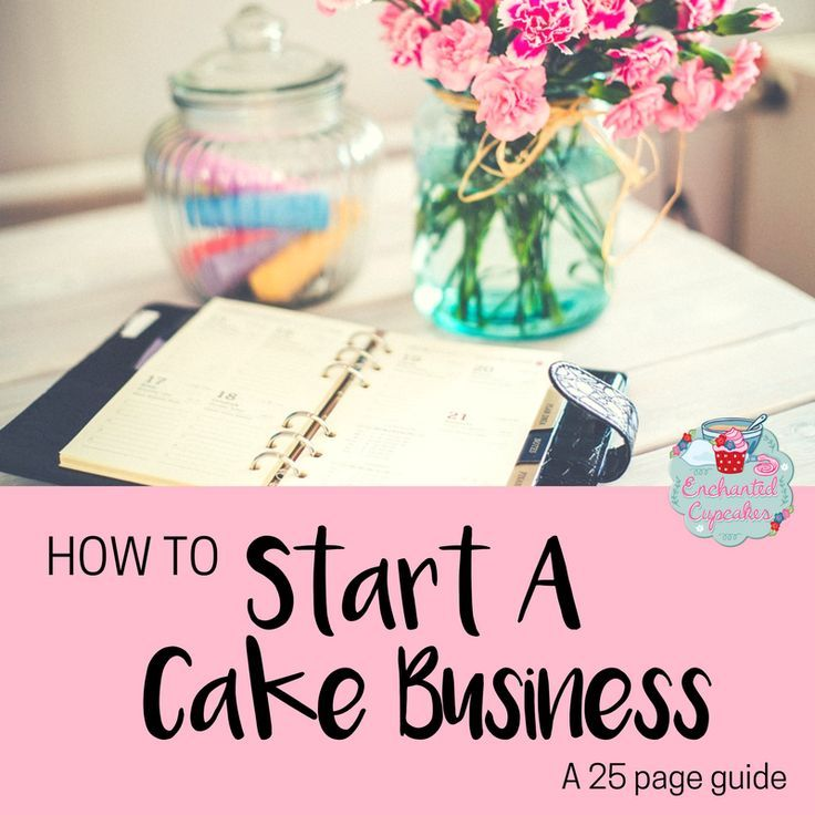 Cake Decorating Course Worthing : Download a full 25 page guide on how to start a cake ...