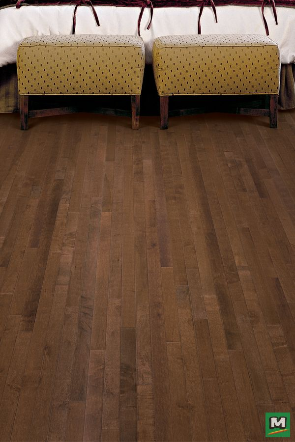 Feel Real Wood Underfoot With Great Lakes Wood Floors Solid Hardwood