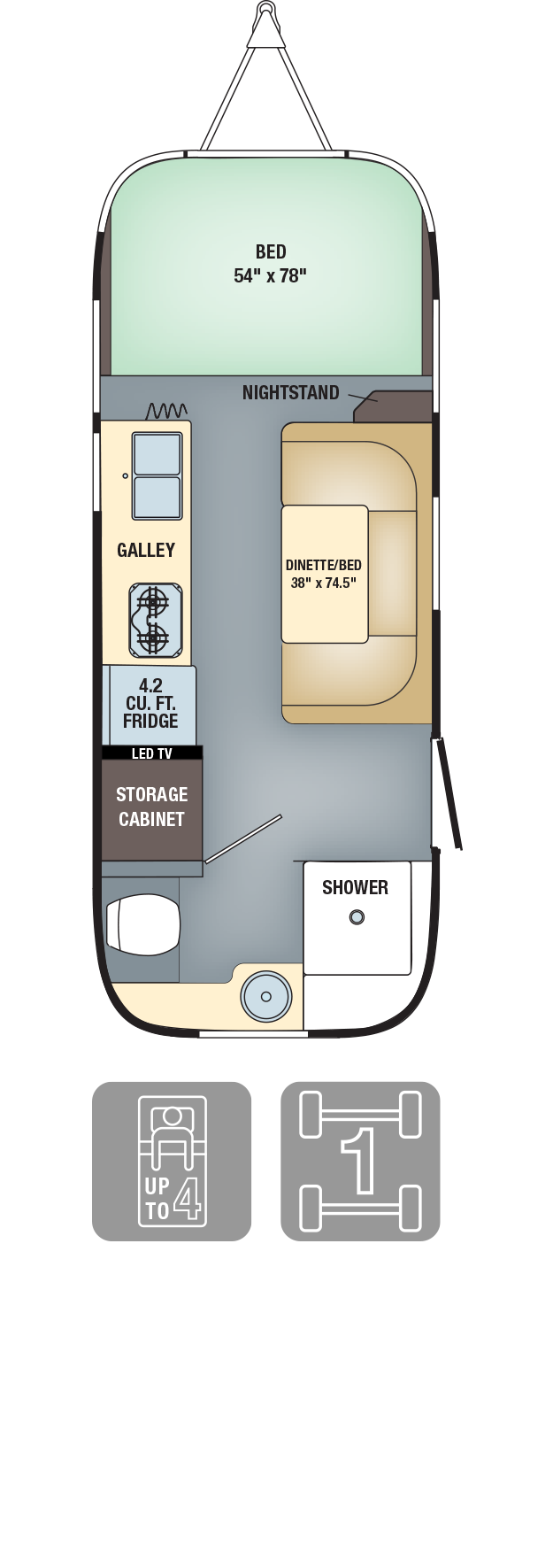 small travel trailers ultralight icamp elite small travel small travel trailers ultralight icamp elite small travel trailer review with readers comments tiny campers pinterest small travel trailers