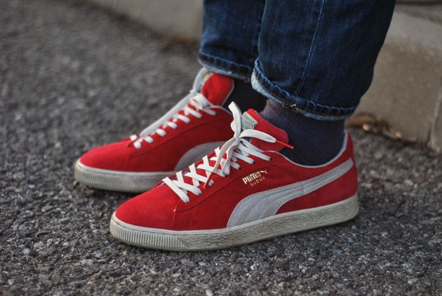 f2b1d26f571 Puma Suede – Vintage Pack  my next shoes  Oh my YES