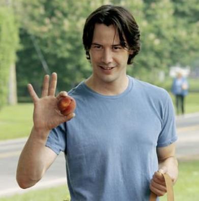"""Keanu Reeves - """" Something's Gotta Give """""""