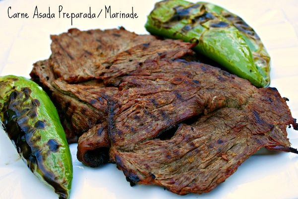 Carne Asada Marinade recipe - Presleys Pantry | Recipes with Kikkoman ...