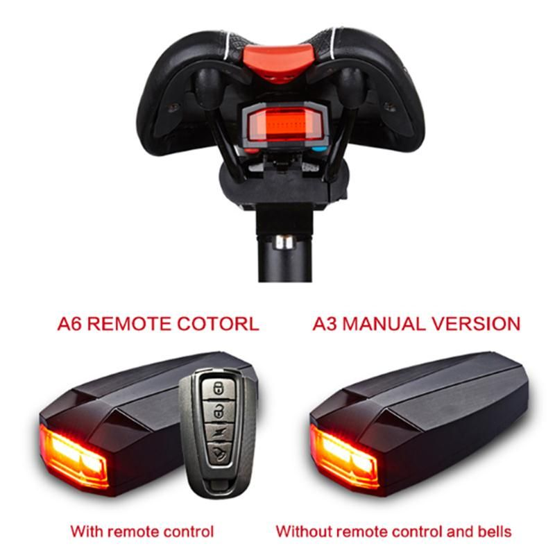 Accessories Wireless Remote Control Security Alerter Anti-Theft Alarm Bike Lock