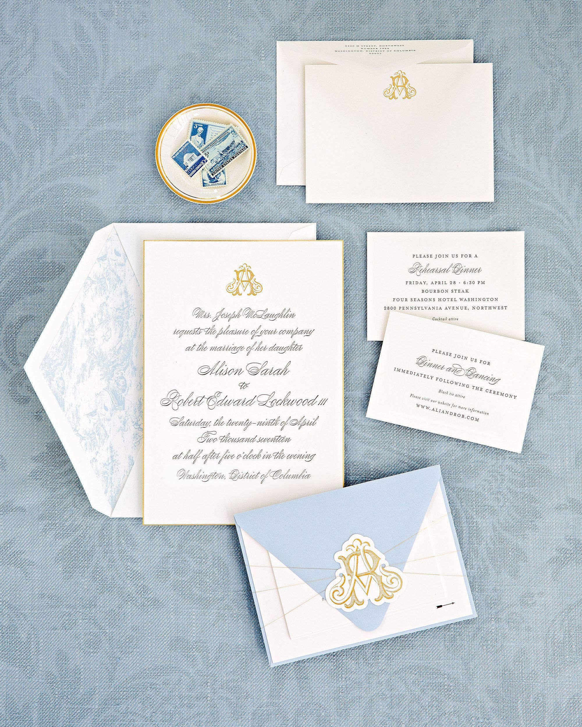 Elegant Wedding In Washington D C