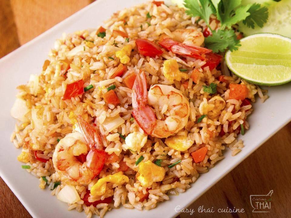 El arroz es el alimento base del suroeste asiático, se puede disfrutar en diferentes formas frito, al vapor, salteado entre otros. #LaCafetiereDeAnita #Food #Chef #Gastronomy Foto vía http://goo.gl/RJjAfE