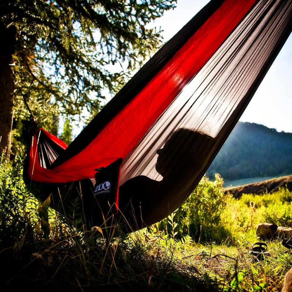 the singlenest hammock by eagles nest outfitters is super  pact to pack and gives you the luxury of rest in a single hammock  pin by your social media works on     define bliss   pinterest      rh   pinterest