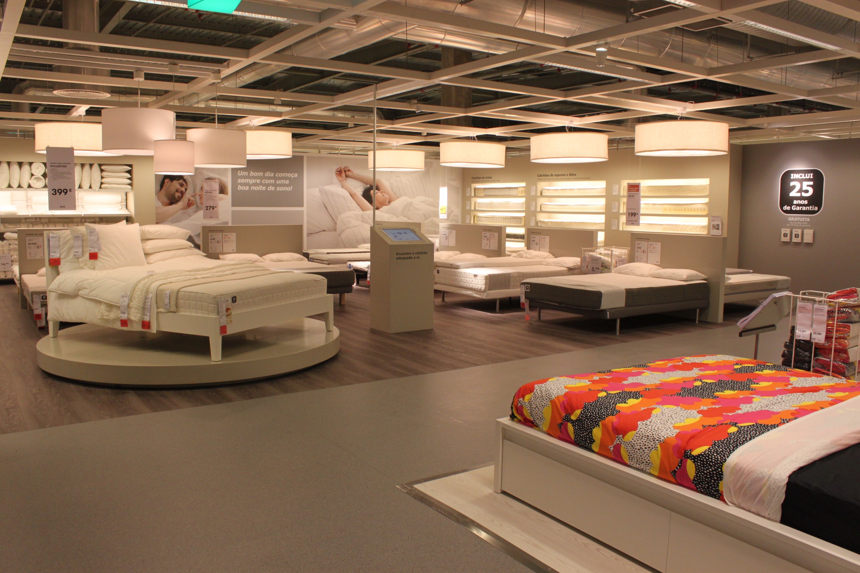 Ikea Mattress Ikea Store Pt Mattress Mattresses Pinterest