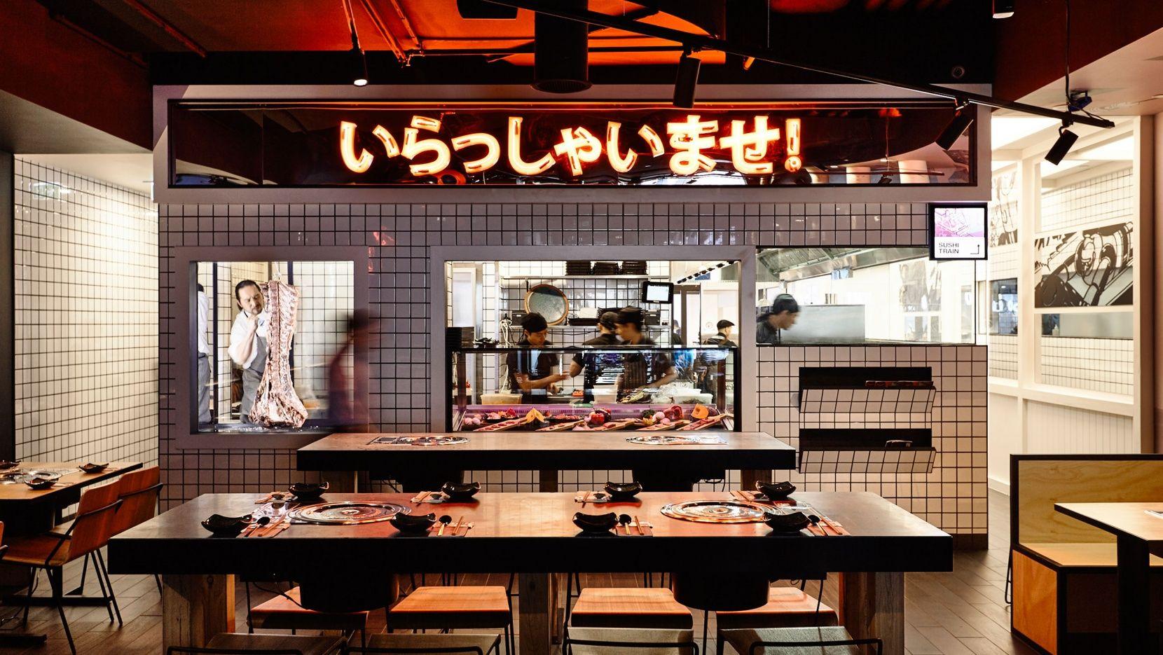 Metropolis Japanese Restaurant