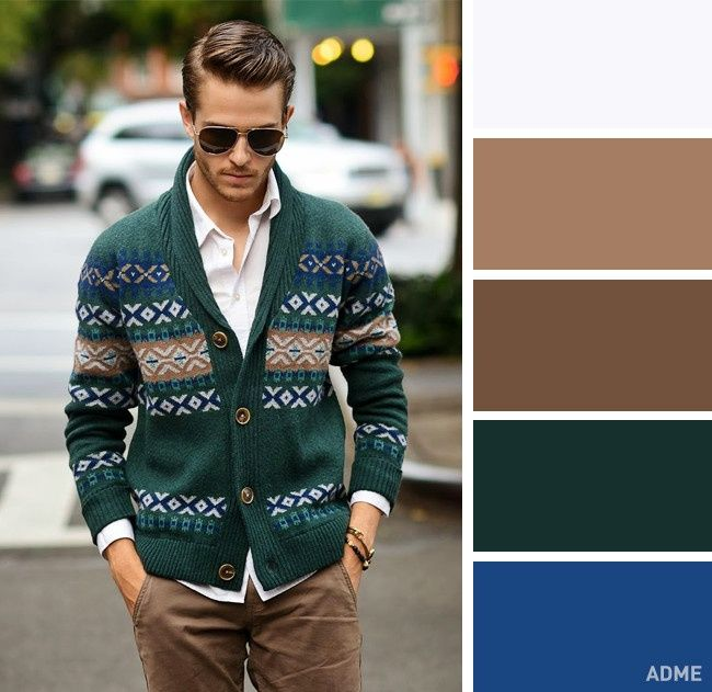 How to Match Clothes When You're Clueless About Color ... - photo #14