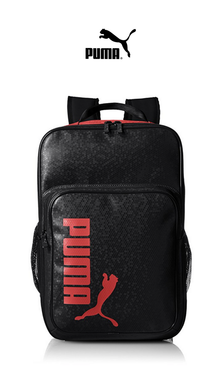 2631c08a15cb The Latest PUMA Backpacks