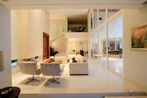Residência J&F – projeto arquitetônico: Paulo Delmondes