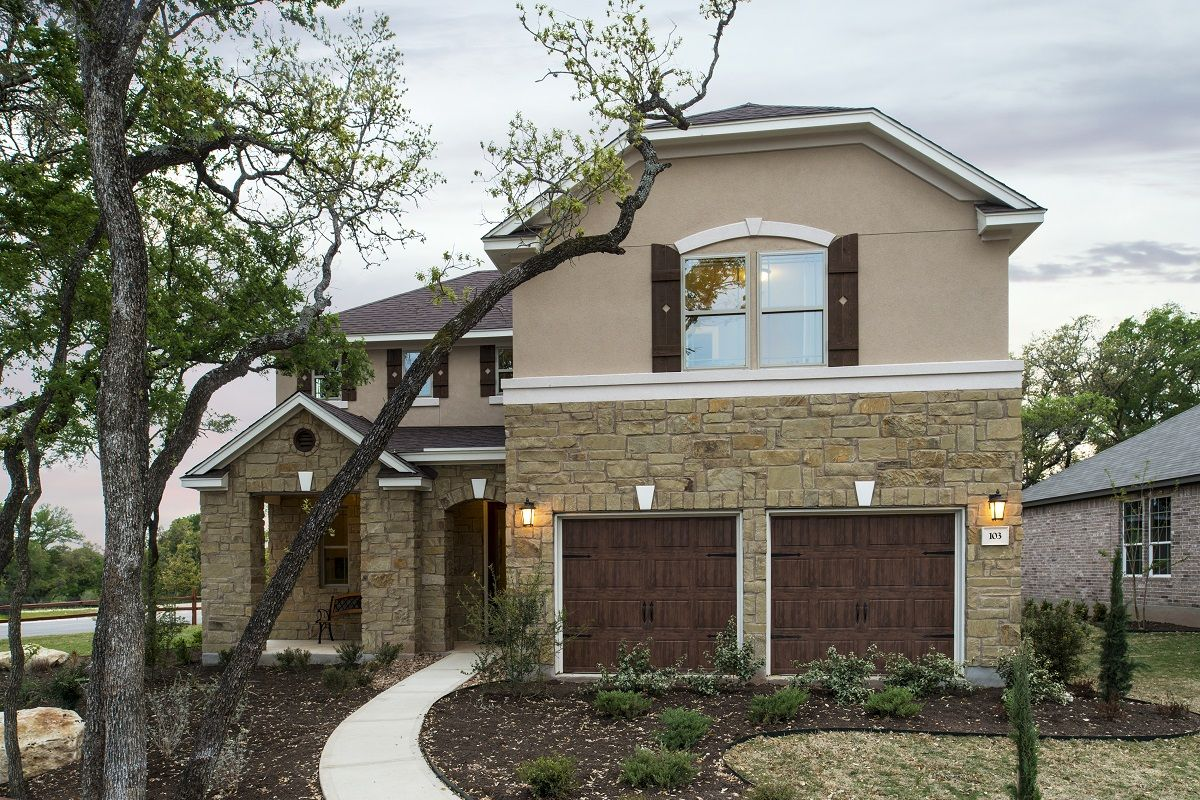 Retreat at Willow Creek, a KB Home Community in San Marcos, TX (Austin / San Marcos)