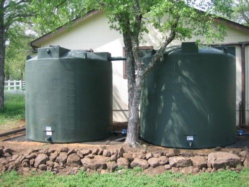 Poly Mart Rainwater Harvesting Tanks 2500 Gallons Poly Mart Tank Installation Gallery Rainwater Harvesting Water Well House Rain Water Collection