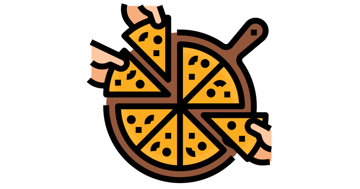 Pizza free vector icons designed by monkik in 2020