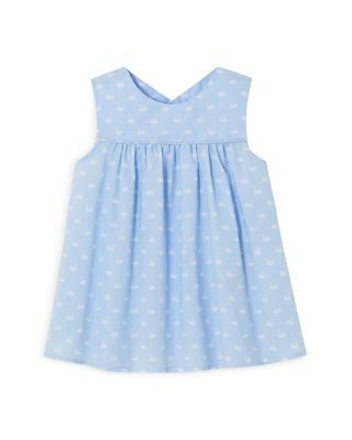 0b895808be18e Jacadi Infant Girls' Swan Print Dress - Sizes 3-12 Months | Bloomingdale's