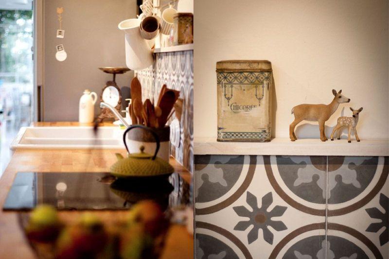 carrelage ancien salle de bain - Recherche Google Home Pinterest