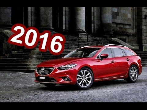 2016 Mazda6 Wagon First Look