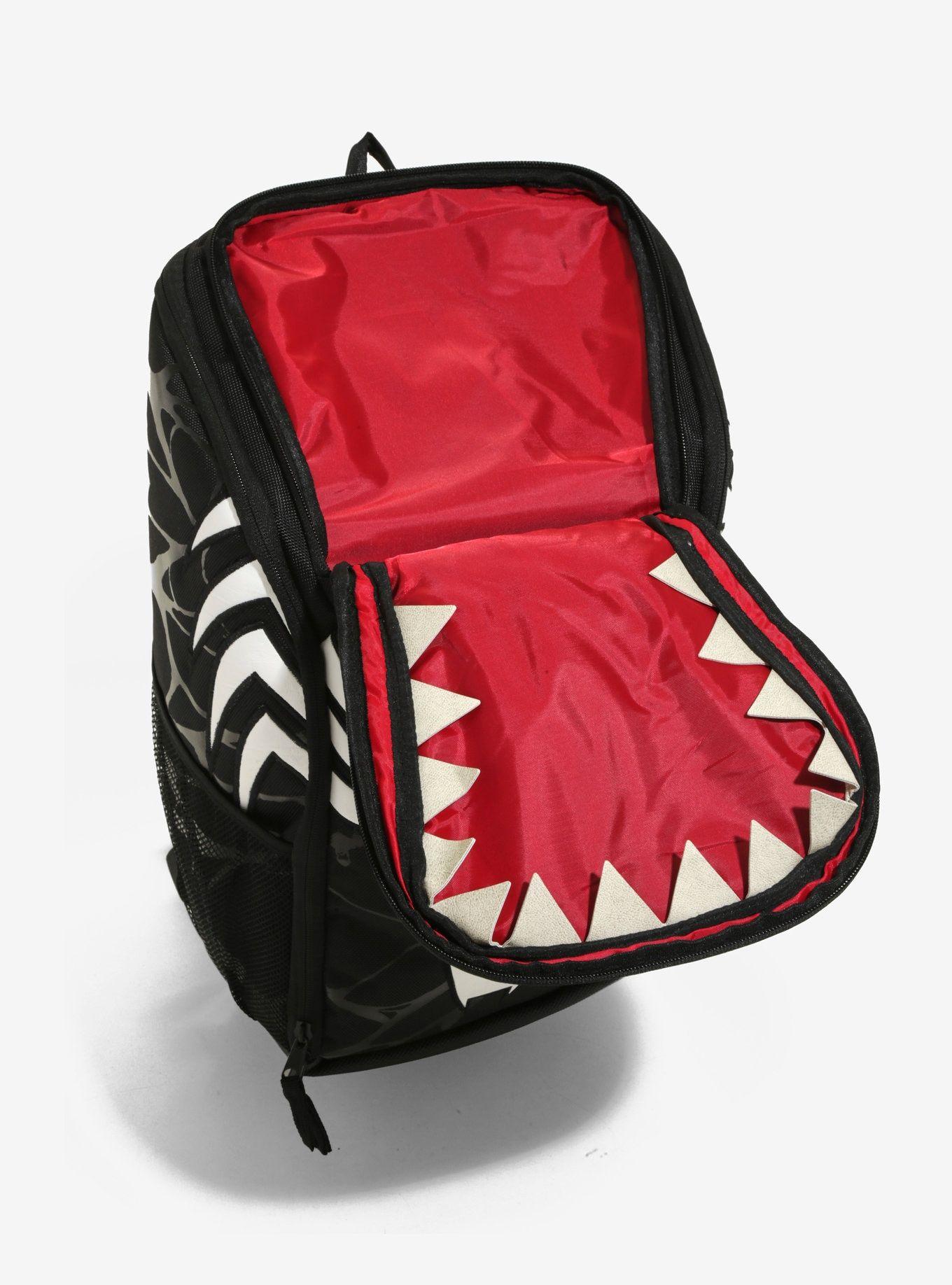 635aca96205c20 Marvel Venom Built-Up Backpack | Geek Things | Marvel venom, Venom ...