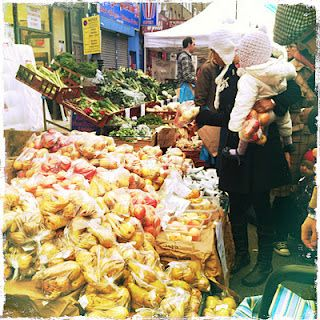 Islington Farmer's Market
