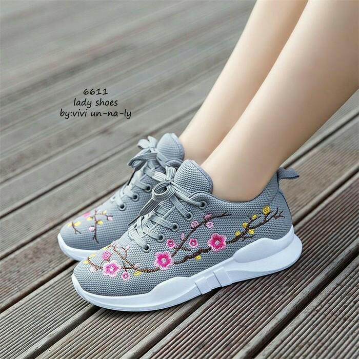 Sepatu Kets Jj29 Abu Sepatu Kets Sepatu Dan Sepatu Nike