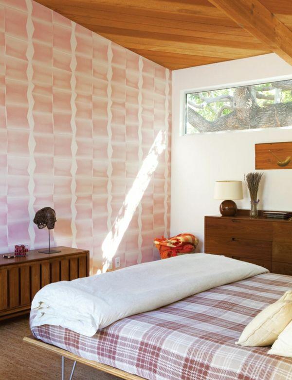 moderne tapeten elegante schlafzimmer tapeten Wandgestaltung - moderne tapeten schlafzimmer