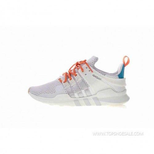 """brand new c71a5 67364 EQT SUPPORT ADV SUMMER CQ3042 """"White Tint"""" Running shoes"""