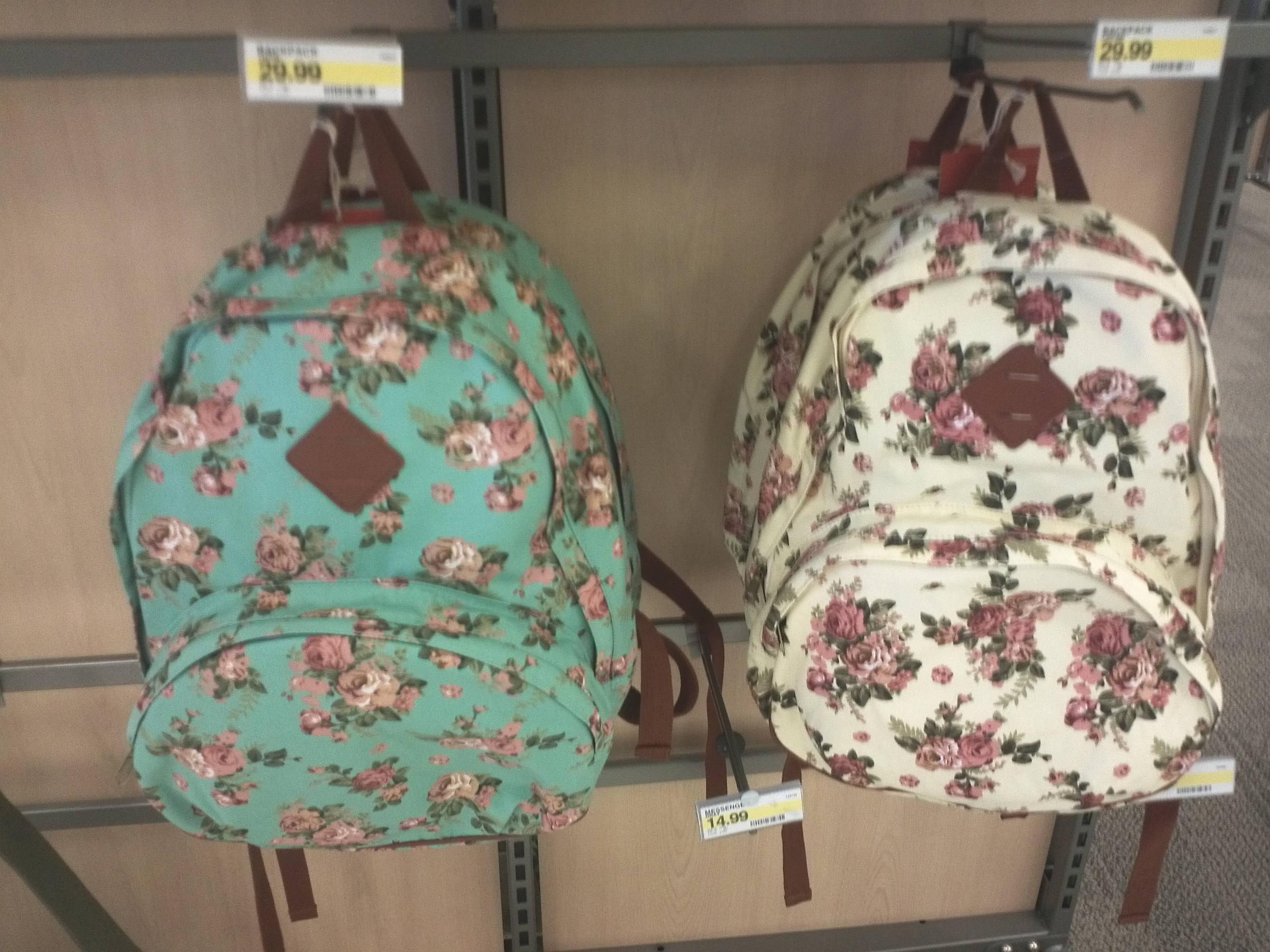 Love These Target Backpacks Can T Find Online Though 29 99
