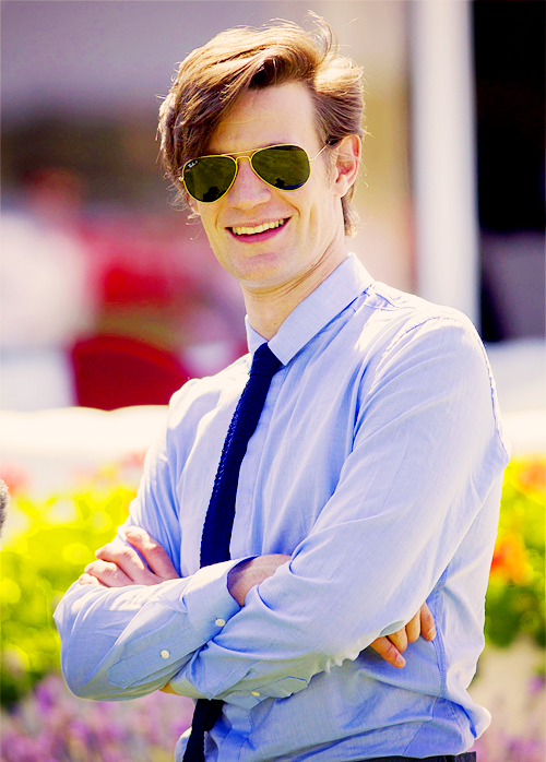 matt smith--He's cool, BUT HIS EYEBROWS ANNOY ME. SERIOUSLY WHERE DID THEY GO?!?!