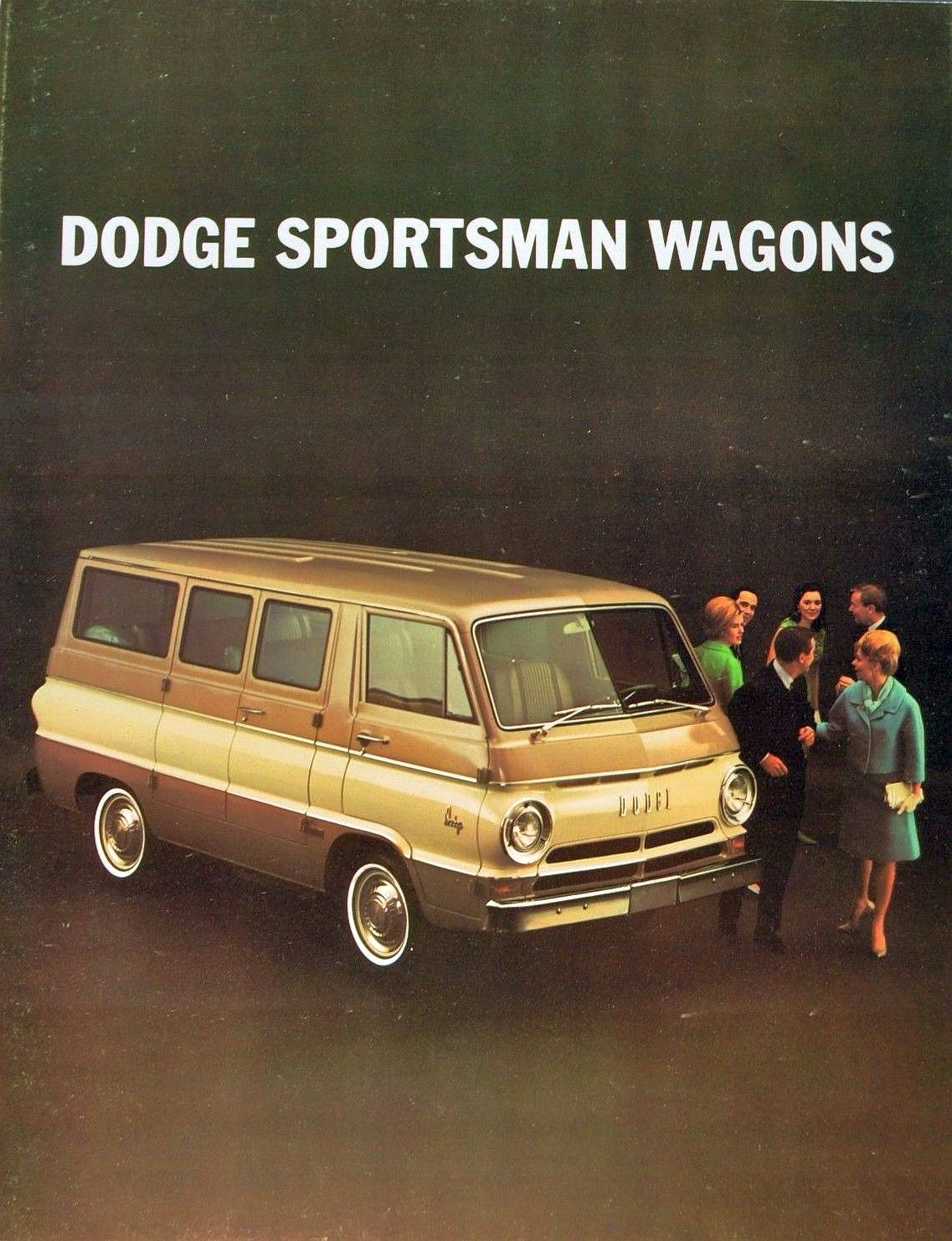 Process Vision Dodge Sportsman Dodge Van Dodge