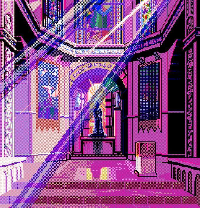 Resultado de imagem para vaporwave anime (com imagens) | V ...