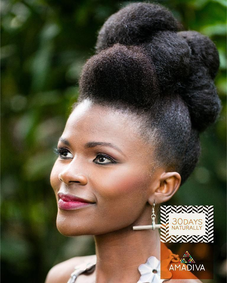 For the past few years, the natural hair scene in Africa