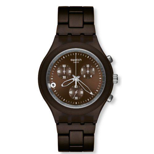 Swatch SVCC4000AG - Reloj analógico de caballero de cuarz... https ... cb7716e1c77a
