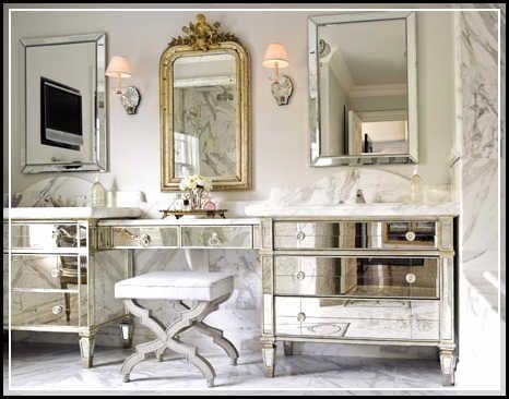 Unique Mirror Bedroom Furniture For Elegant Bedroom Look Home