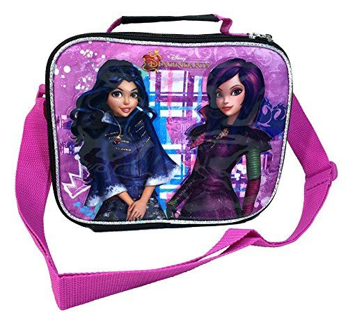 4f46f32fe61 Disney Descendants Wicked World Lunch Box .