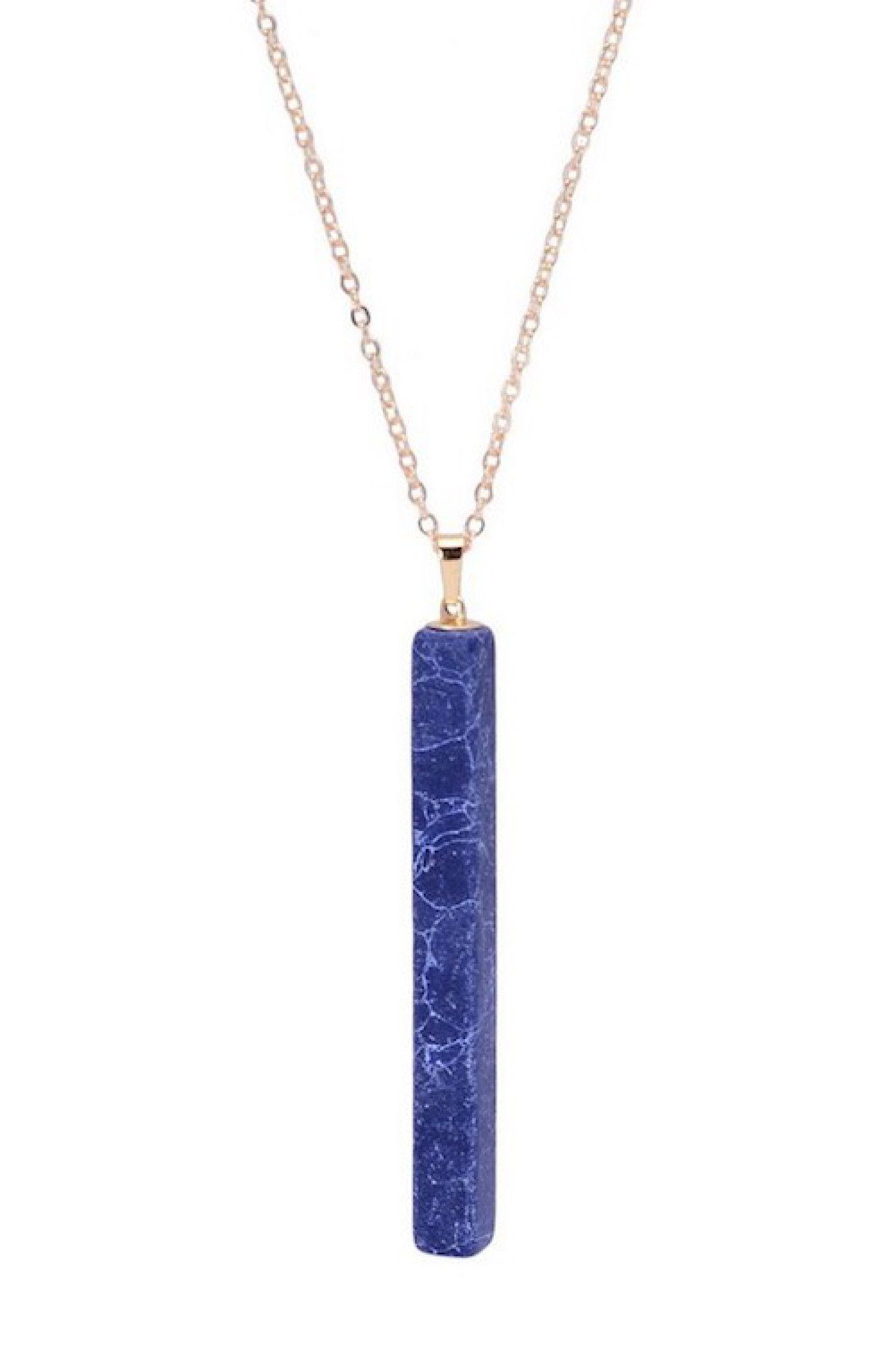 Dracula Glass Pendant