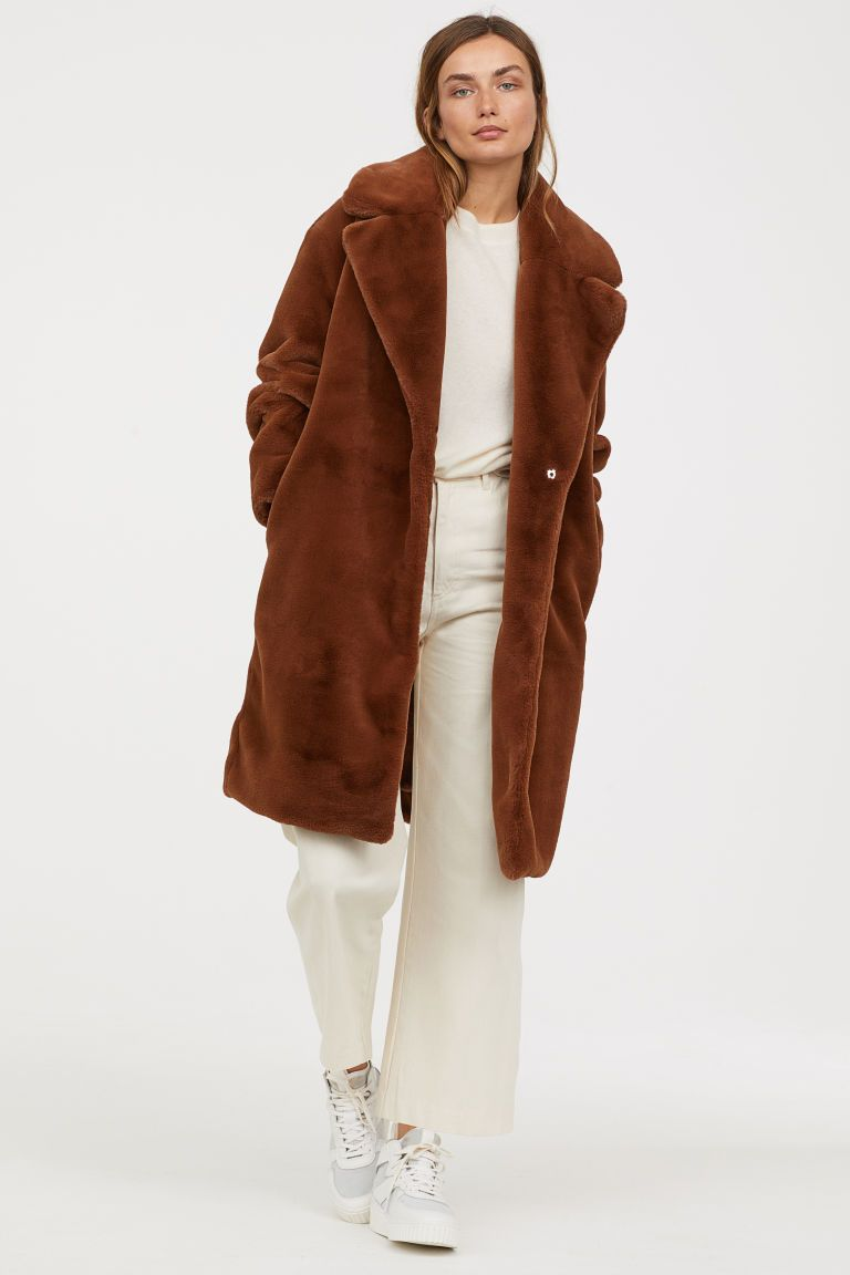 9258708a1 Faux Fur Coat