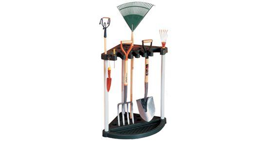 Lovely Corner Tool Rack | Storage By Keter