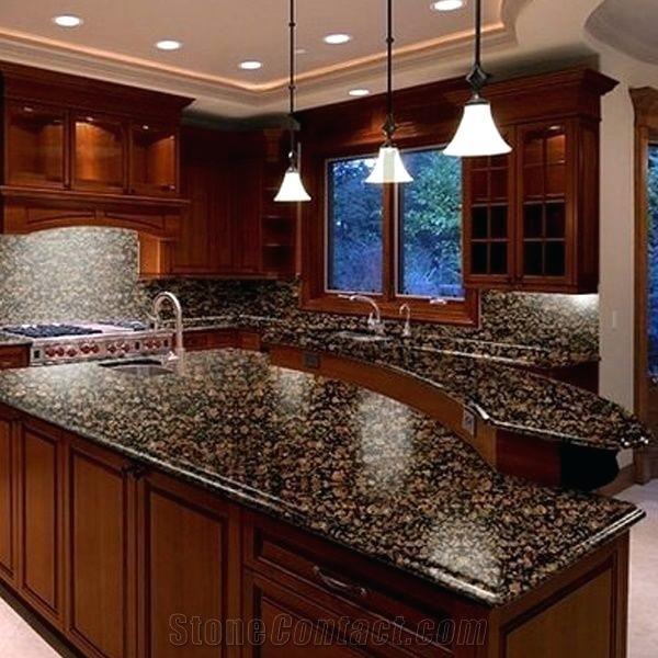 Elegant Baltic Brown Granite Worktops And 58 Backsplash For Baltic Brown Granite Countertops – YoshiHome
