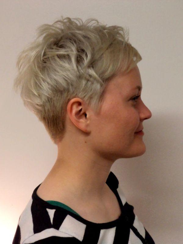Lyhyet Naisten Hiukset