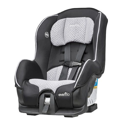 Evenflo Tribute DLX Convertible Car Seat