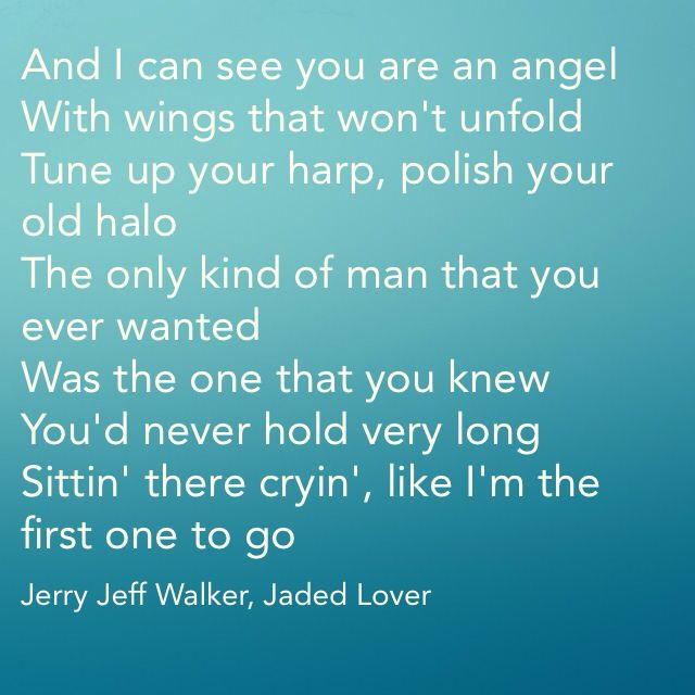 Jerry Jeff Walker Jerry Jeff Walker Music Lyrics My Music