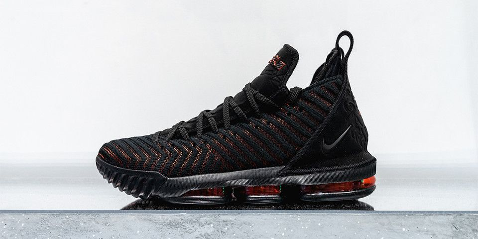 5956730e6f11 Here s an Exclusive Look at the Nike LeBron 16