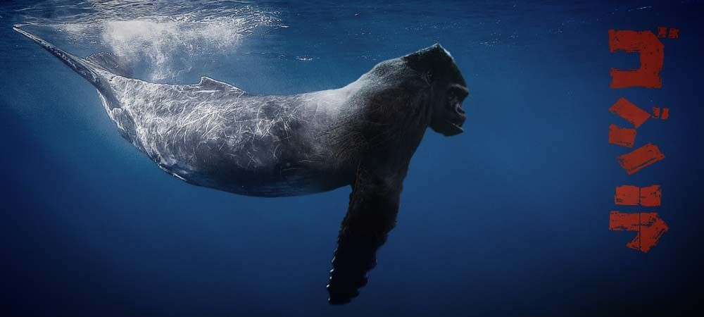 The Name Godzilla Means Half Gorilla Half Whale
