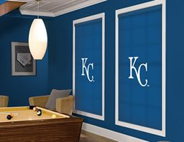 Kansas City Royals Mlb Roller Shade Every Team Available