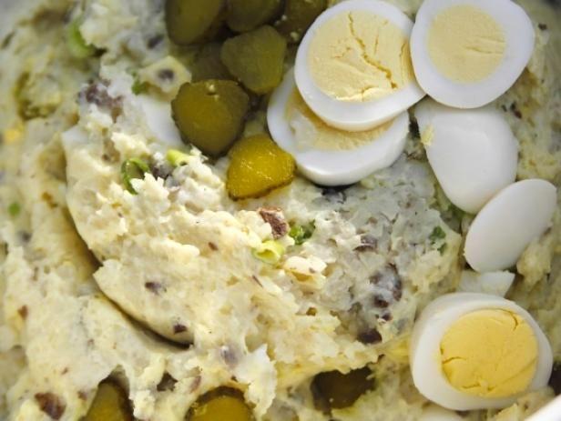 Perfect potato salad receta ensaladas forumfinder Gallery